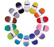 Acryl-Garn Set 14 Farben