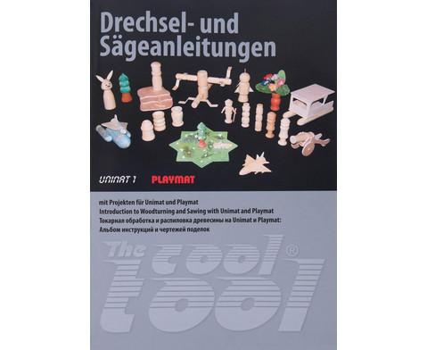 Drechsel- und Saegeanleitungen