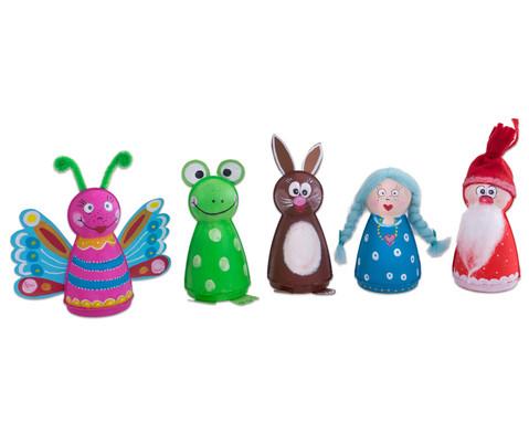 Spielfiguren aus Pappe 8 Stueck-2