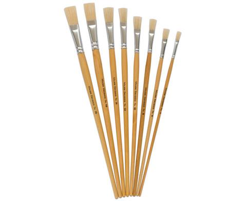 Borstenpinsel mit langem Stiel 10 Stueck-2