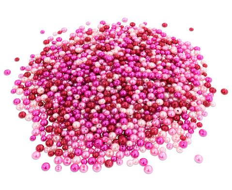 Metallicperlen-Set Pink-Toene-1