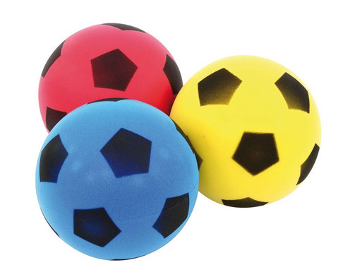 Betzold Sport Softbaelle 3er-Set