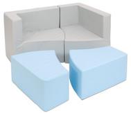 Flexible Sitzkombination Rubit