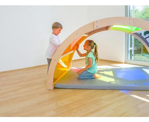 EduCasa Regenbogen mit Acrylglas-4