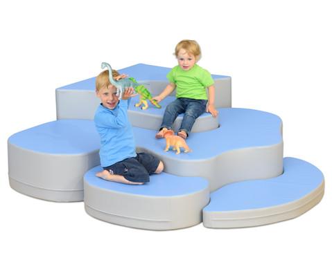 Riesen Puzzle - Sitzgruppe-2