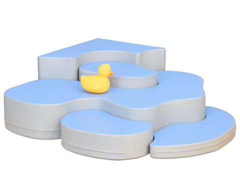 Riesen Puzzle - Sitzgruppe-3