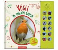 Vögel in unserem Garten, Soundbuch