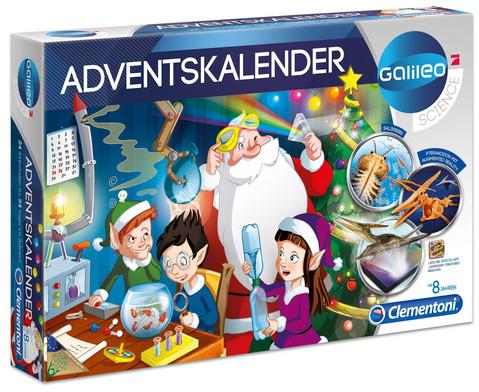 Clementoni Galileo Adventskalender
