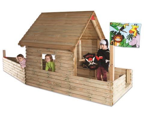 Spielschiff outdoor