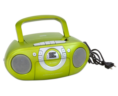 CD Boombox SCD5100  gruen