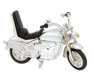 Design-Quarzuhr Motorrad, mit Citizen-Uhrwerk