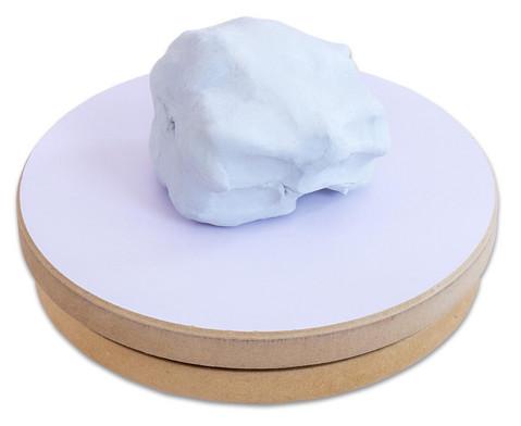 Toepferscheibe beschichtet aus MDF-6
