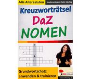 Kreuzworträtsel DaZ Nomen