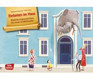 Bildkarten: Elefanten im Haus