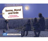 Bildkarten: Sonne, Mond und Erde