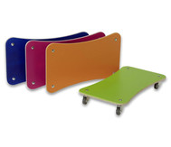 "Pedalo Rollbrett ""Color"" Set"