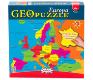 GeoPuzzle Europa