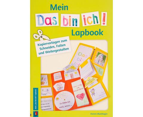 Mein - Das bin ich - Lapbook