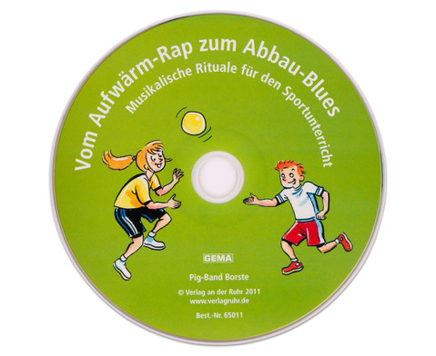 CD - Vom Aufwaerm-Rap zum Abbau-Blues-7