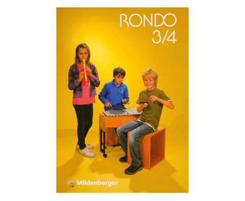 RONDO 3-4 - Schuelerbuch
