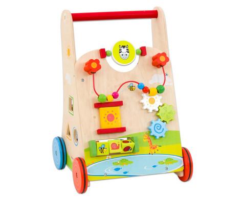Lauflernwagen mit Spielboard-1