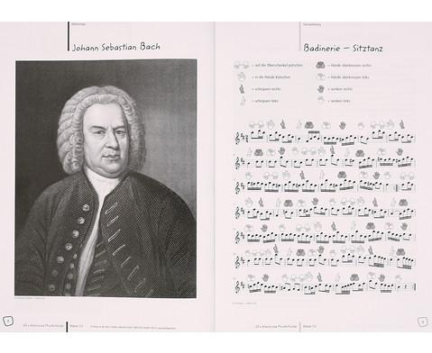 20 x klassische Musikstuecke fuer 45 Minuten - Klasse 1-2-3