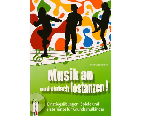 Musik an und einfach lostanzen-1