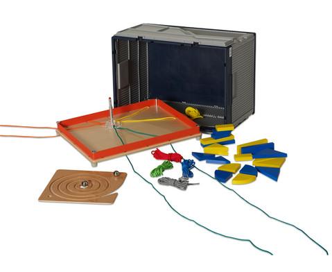 Pedalo Teamspiel-Box DREI
