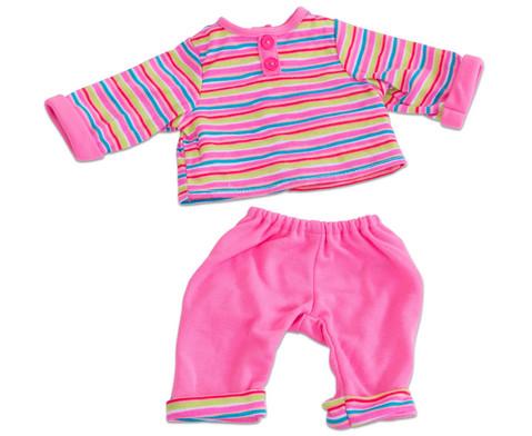 Puppen Schlafanzug 38 cm