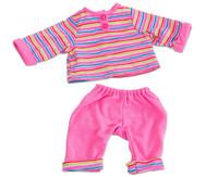 Puppen Schlafanzug, 38 cm