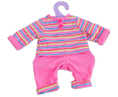Puppen Schlafanzug 38 cm-2