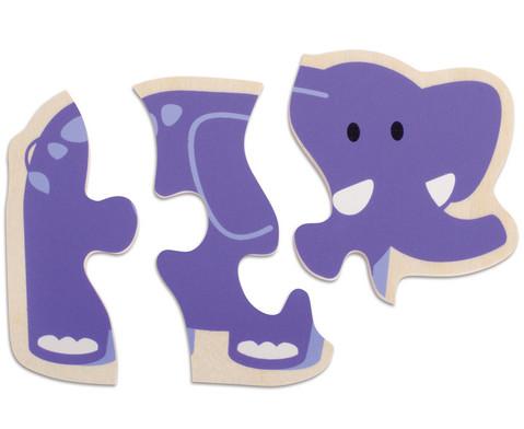 Puzzle Happy Animal-5