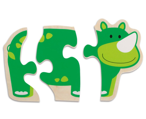 Puzzle Happy Animal-6