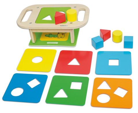 Formen-Sortierspiel Shapy Sorter-1
