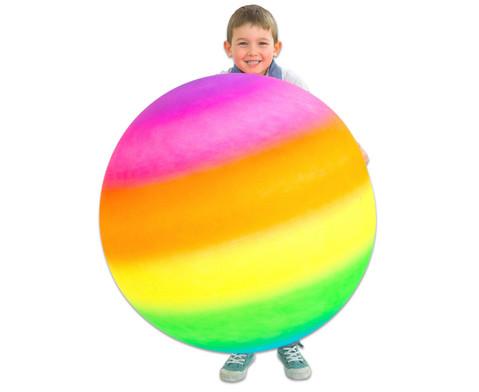 Regenbogen - Gymnastikball  1 m-4