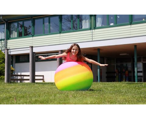 Regenbogen - Gymnastikball  1 m-9