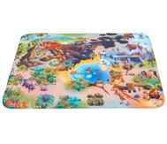 Dinosaurier-Teppich
