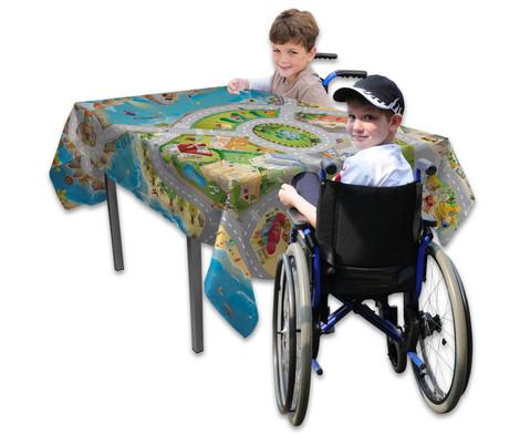 Spiel-Tischdecke Kuestenlandschaft-3