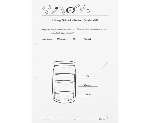 Lernwerkstatt Kuehles Nass - Experimente mit Wasser-9