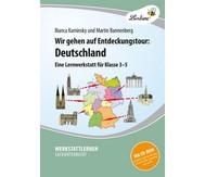 Lernwerkstatt: Wir gehen auf Entdeckungstour: Deutschland