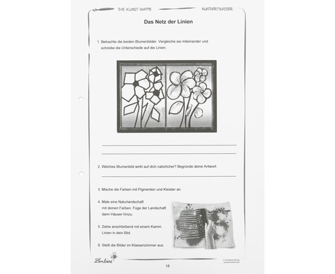 Die Kunst-Mappe Hundertwasser-9