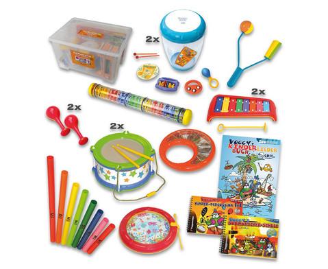 Die Musik-Kiste fuer den Kindergarten