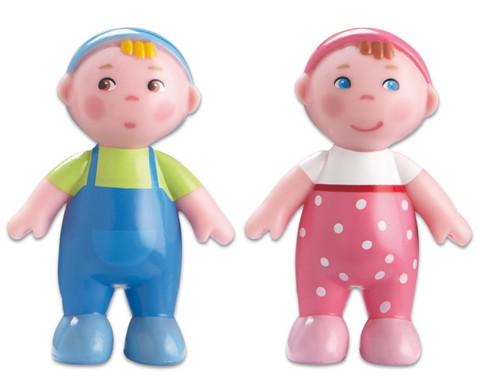 Biegepuppen  Babys Marie und Max