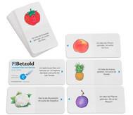 Tellimero Lesespiel Obst & Gemüse