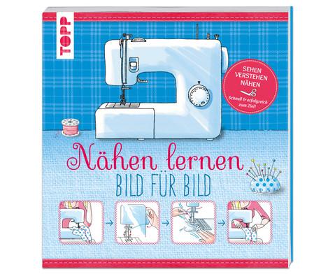 Buch Naehen lernen - Bild fuer Bild-1