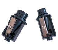 Spitzereinsatz für elektrischen Doppelspitzer