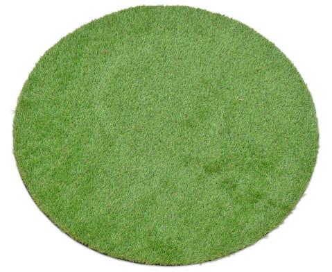 Betzold Grasteppich rund  88 cm