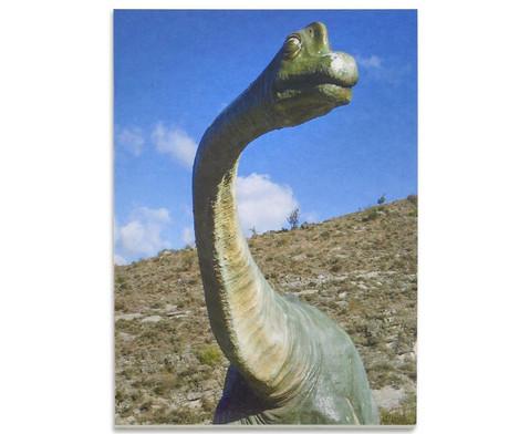 Notizblock Dinosaurier 4 Stueck im Set UEberraschungsmotive-5