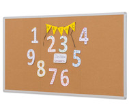 Big Bulletin Board, 3er-Set, Kork