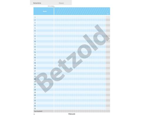 Betzold Schulplaner 2018-2019-13